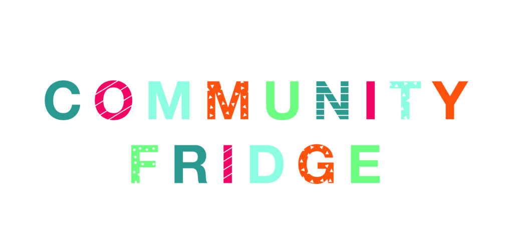 community fridge logo